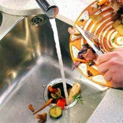 Установка утилизатор пищевых отходов. Элистинские сантехники.